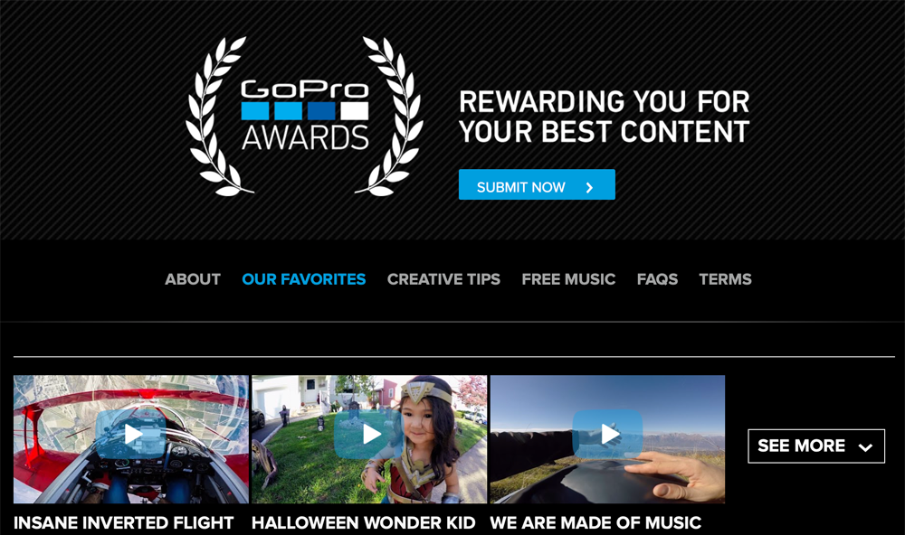 GoPro Awards