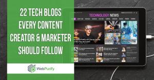 Tech Blogs Banner