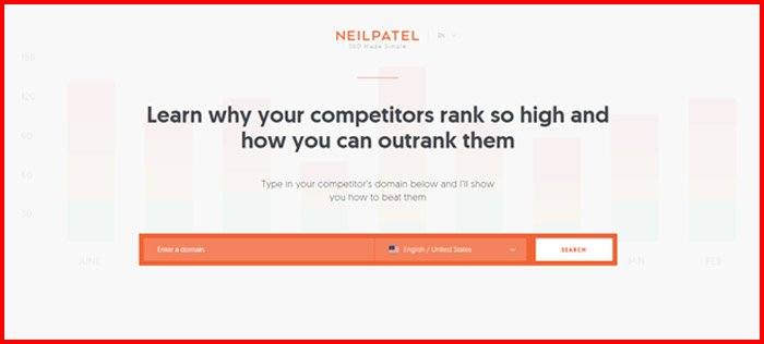 Neil Patel screenshot